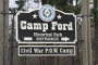 Confederate Flag Day, March 4th, 2017, Camp Ford, Texas